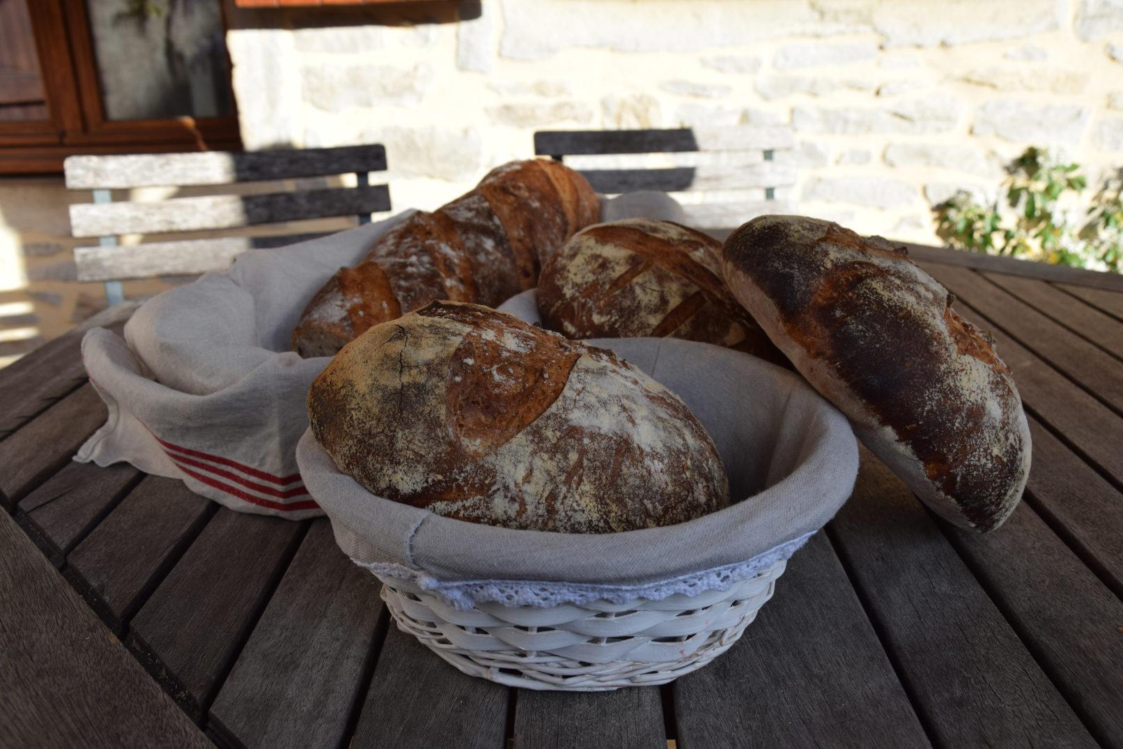 pains maison des Murgers
